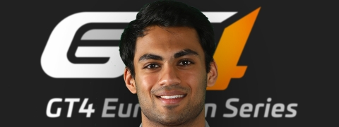 GT4 European Series: Akhil Rabindra notches Top-10 finish