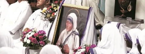 Tributes paid to Mother Teresa on her death anniversary