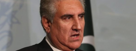 Setback for Pak;  FM Qureshi left dumbfounded