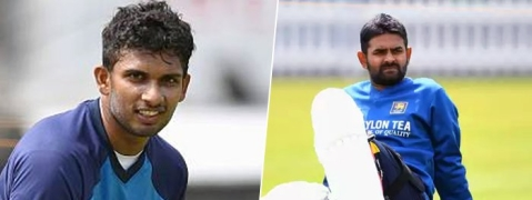 Thirimanne, Shanaka to lead Lanka on Pak tour after top players pull out