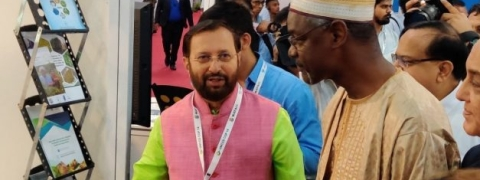 COP-14: A reality-based Delhi Declaration will be ready by Tuesday, affirms Javadekar