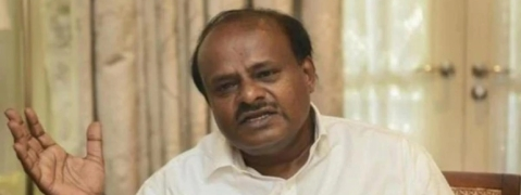 JD (S) to contest by-elections alone : Kumaraswamy