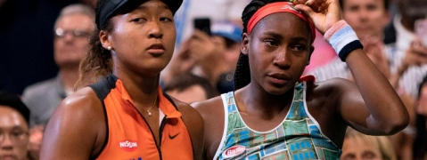 Japan's Osaka beats teen sensation Gauff in US Open