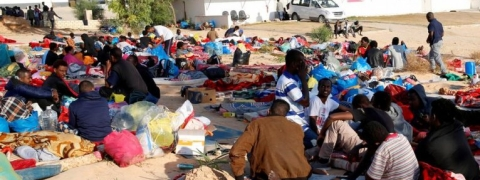Libya should close migrant detention centres: IOM