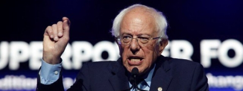 US presidential candidate Bernie Sanders criticises India on Kashmir