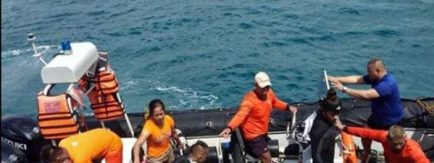 Seven killed as boat capsizes in Philippines