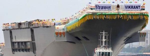INS Vikrant hard disc theft case: Probe begins