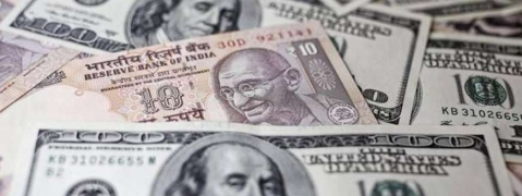 Rupee rises 22 paise against USD