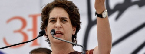 Priyanka says Modi Govt's silence over economic slowdown 'very dangerous'