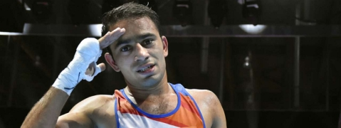 World Boxing C'ships: Amit Panghal reaches final, Manish Kaushik settles for bronze