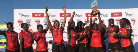 Kenya joins 11 top African 7s teams looking for Tokyo qualification