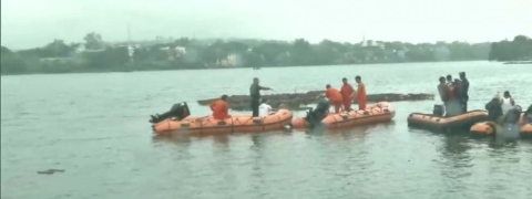 11 die as boats capsize in MP capital