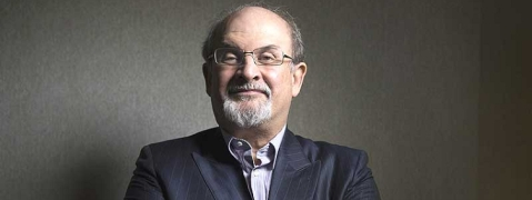 Rushdie's 'Quichotte' shortlisted for Booker Prize