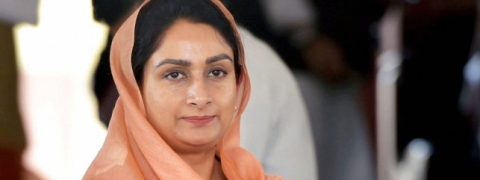 Unprecedented development in first 100 days of Modi Govt: Harsimrat