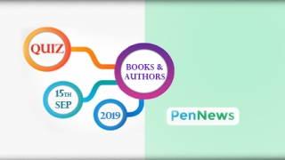 Quiz - Books and Authors
