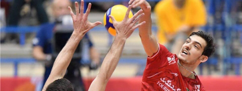 Iran beats Australia 3-1 at FIVB World Cup