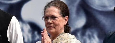 Vijayadashmi underlines defeat of arrogance, injustice: Sonia Gandhi
