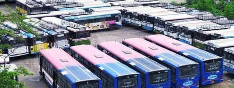 No end in sight to TSRTC strike which enters 20th day today