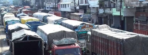 Transporters' strike ends in MP