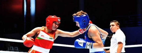 Sarita Devi's campaign ends at World Boxing