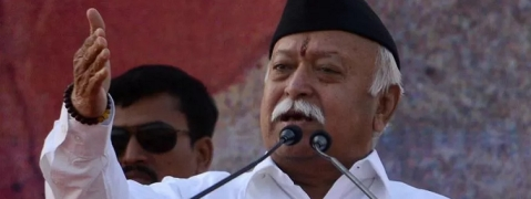 Gandhiji visited RSS Shakha during Partition, says Bhagwat