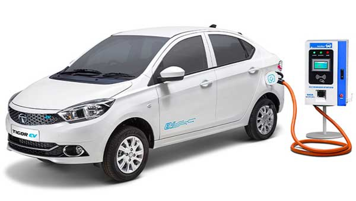 Tata Motors launches Tigor EV with extended range at Rs 9.44 lakh
