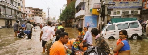 Cabinet Secy reviews Bihar flood situation in NCMC meeting