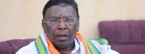 Puducherry CM condoles Sujith's death