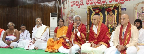 TTD to promote vedic studies: TTD Chairman