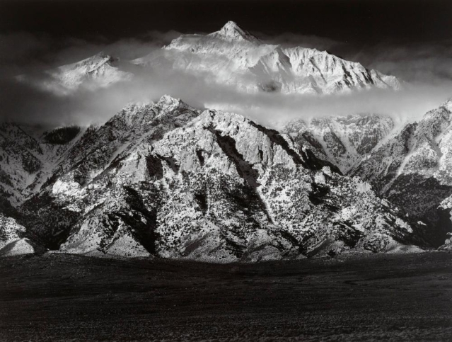Photography Masters-Ansel Adams