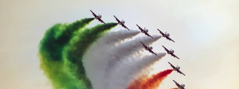IAF celebrates 87th raising day at Hindon air base