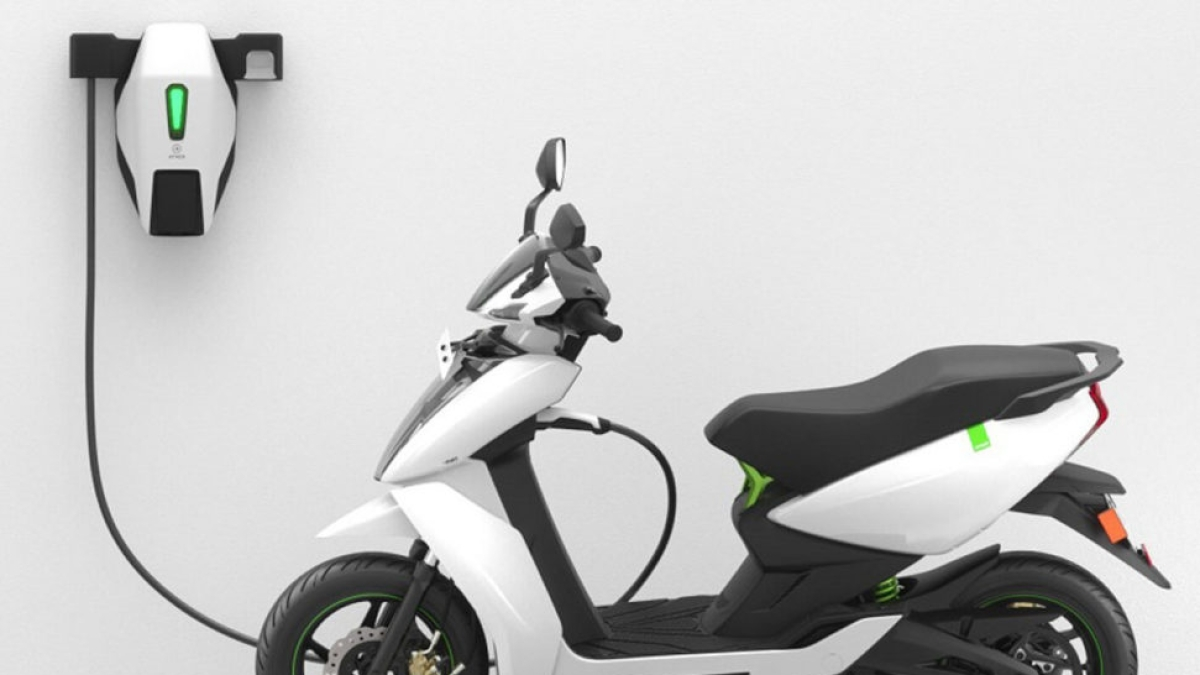 Ather 450 e-scooter delivery begins in Chennai