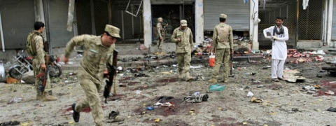Suicide attack kills 2, injures 11 in Afghanistan's Jalalabad city