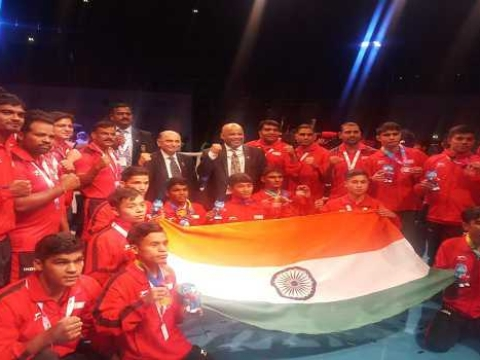 Indian boxers finish with 21 medals Asian Junior C'ship