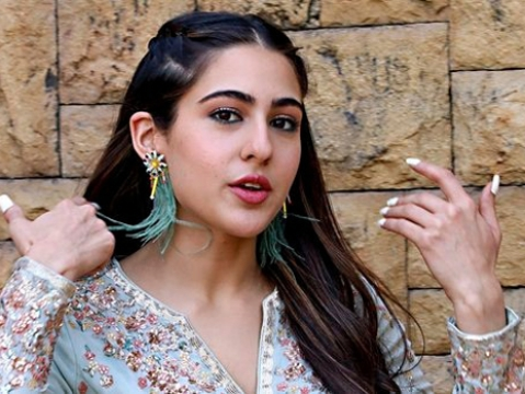 IIFA award was big dream come true: Sara Ali Khan
