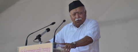 Don't use 'lynching' to defame India: RSS chief Mohan Bhagwat