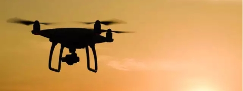BSF cautions villagers about drones along border
