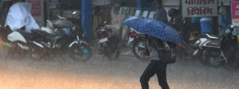 Heavy rain likely in Jharkhand in next 24 hours