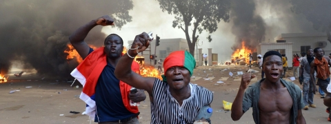 Burkina Faso conflict and violence force lakhs from homes