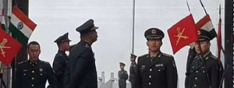 Army officers join celebrations at Nathu La pass