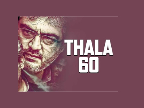 "Thala Ajith's 60th movie ""VALIMAI"""