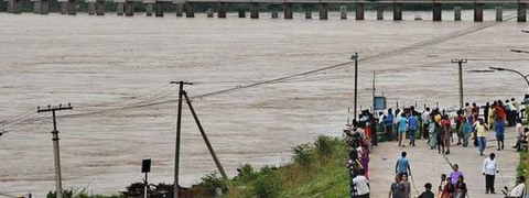 Godavari crosses danger mark