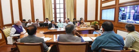 PM directs Agri ministry to give priority to prevent stubble burning