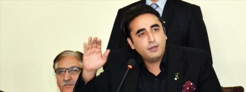 Azadi march: Time for puppet PM to go home, says Bilawal