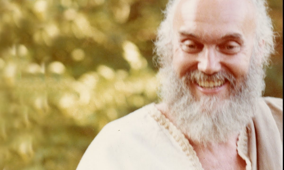 The last guru of the counter culture