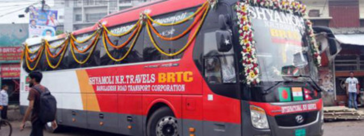 B'desh to start direct road bus service to Siliguri, Darjeeling