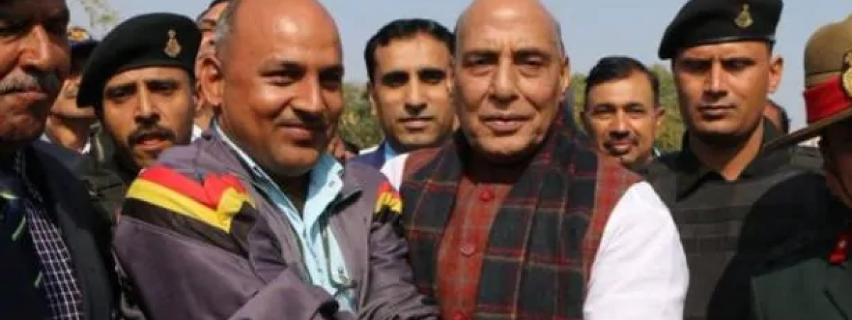 CDS will be helpful for veterans: Rajnath Singh