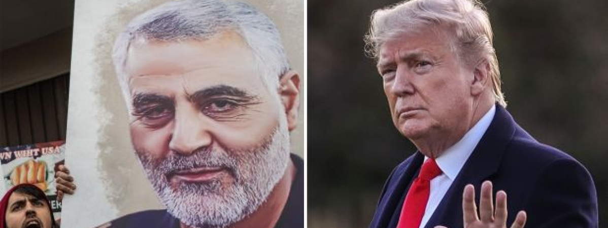 Iran plans to sue US for killing Soleimani