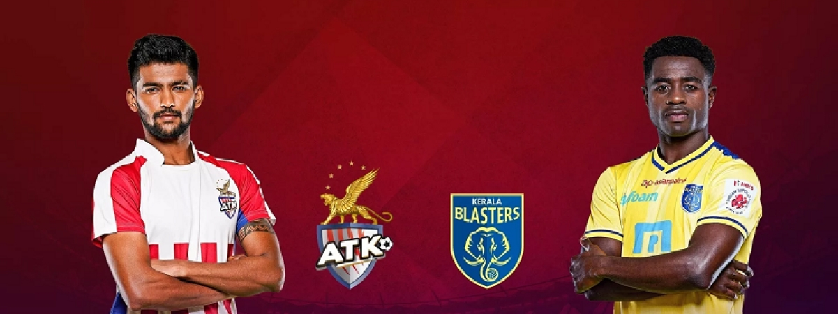 ATK & Kerala Blasters set to script another chapter in Hero ISL epic rivalry