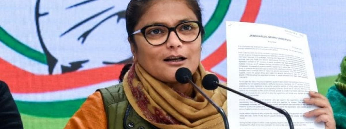 VC 'mastermind' of JNU attack, should be sacked: Cong fact-finding report